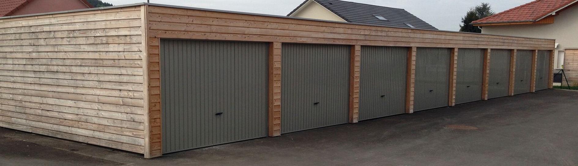 garage bois standards pr fabriqu s votre garage bois en kit. Black Bedroom Furniture Sets. Home Design Ideas